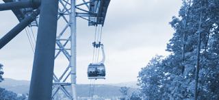 Potenziale einer urbanen Seilbahn zwischen Ludwigshafen und Mannheim