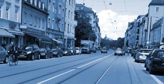 Verkehrliche Untersuchung Tegernseer Landstraße