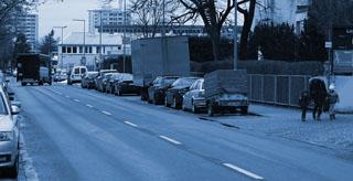 Machbarkeitsstudie Radverkehrsanlage Lerchenstraße, München